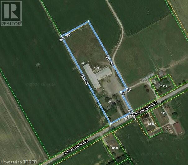 1295 12th Concession Road, Langton, Ontario  N0E 1G0 - Photo 1 - 40042054